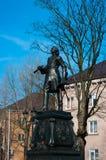 Памятник к Питеру первый Baltic, Россия Стоковое Изображение RF