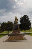 Памятник к солдатам Novorossiysk, Россия 21 05 2017 Стоковое фото RF