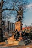 Памятник к Феликсу Mendelssohn-Bartholdy Стоковое Фото