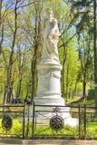 Памятник к ферзю Пруссии Луизы, жены Фредерика Willi Стоковая Фотография RF