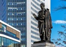 Памятник к Albrecht Thaer Стоковые Изображения