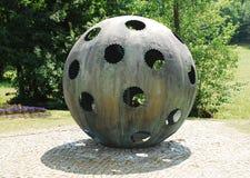 Памятник к Balloonists Стоковое Фото