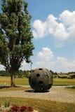 Памятник к Balloonists Стоковое Изображение