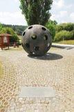 Памятник к Balloonists Стоковое фото RF