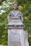 Памятник к Mikael Agric в Выборге Стоковые Изображения RF