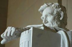Памятник Линкольна стоковая фотография