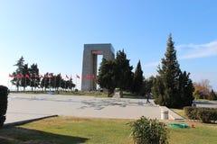 Памятник мучеников стоковое фото
