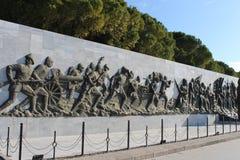 Памятник мучеников стоковое фото rf