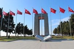Памятник мучеников стоковая фотография