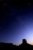 памятник над долиной пробы звезды парка Стоковая Фотография
