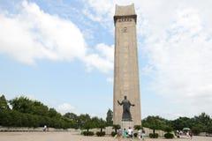 Памятник Нанкина Yuhuatai Стоковое Фото