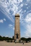 Памятник Нанкина Yuhuatai Стоковые Фотографии RF