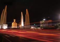 Памятник народовластия Стоковое Изображение RF