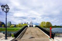 Памятник отечества Минска стоковое фото rf