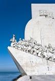 памятник открытий к Стоковые Фотографии RF