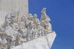 памятник открытий к стоковое изображение rf