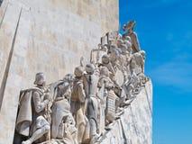 памятник открытий к Стоковые Фото