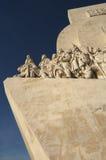Памятник открытий Стоковое фото RF