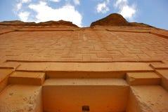 Памятник долины Phrygian Стоковое фото RF