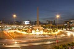 Памятник победы Стоковое Изображение RF