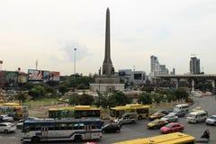 Памятник победы стоковое фото rf