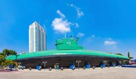 Памятник подводной лодки Pasopati Стоковые Фотографии RF