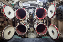 Памятник подводной лодки Pasopati Стоковое фото RF
