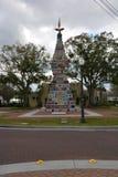 Памятник положений Стоковое фото RF