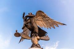 Памятник преданности Лос Pinos стоковая фотография
