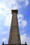 Памятник района jimei Стоковая Фотография