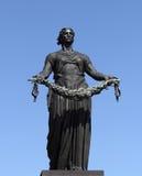 Памятник родины матери Стоковые Изображения