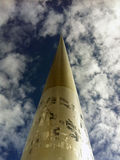 Памятник света/шпиля Дублина Стоковые Изображения