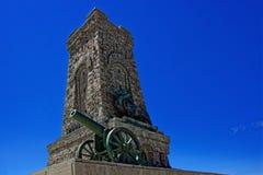 Памятник свободы, Болгария ` Shipka ` стоковые фотографии rf