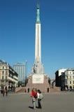 памятник свободы Стоковое Изображение