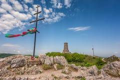 Памятник свободы Shipka стоковая фотография