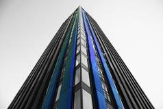 Памятник - синь Стоковое Изображение