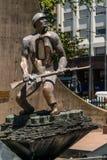 Памятник солдата в Буэносе-Айрес Стоковое фото RF