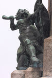 Памятник сражения, Cracow Стоковые Фото