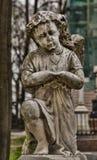 памятник старины 2 Стоковое Изображение RF