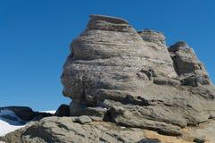 Памятник сфинкса Стоковое Фото