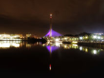 Памятник тысячелетия Стоковая Фотография