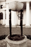 Памятник фото в Одессе Стоковая Фотография