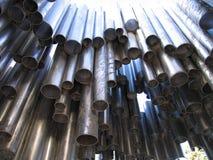 Памятник Хельсинки Sibelius Стоковые Изображения RF