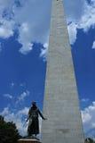 Памятник холма бункера Стоковые Фотографии RF