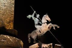 памятник части Стоковая Фотография RF