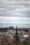 памятник Шотландия соединенный scott королевства edinburgh Стоковые Фото