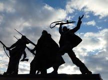 памятник стоковое изображение rf