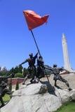 Памятник amoy города Стоковые Изображения