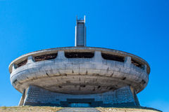 Памятник Buzludzha Стоковые Фото