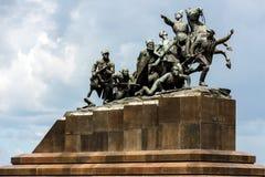 Памятник Chapaev Стоковое Фото